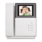 polegadas tft colorido lcd de telefone da porta do vídeo de automação residencial com sistema de intercomunicação vídeo porta
