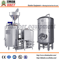 humber grain grinder,new type of the malt mill made in China, beer manufacturing equipment----Special for Russia speaking market