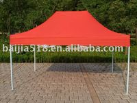 3x4.5m easy up canopy for sunscreen