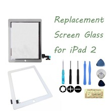 AAA quality for ipad 2 digitizer glass assembly for ipad 2 touch screen assembly for ipad 2 with lowest price
