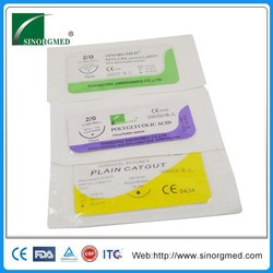 Polyglactin 910 - Your First Choice for Absorbable Surgical Sutures