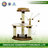 unique pet toys durable sisal cat scratching tree made in China