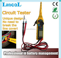 Auto circuit tester/auto circuit detector/update multimeter