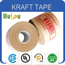 Econo Custom Printed Water Activated Kraft paper Tape