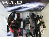 Wholesale Slim Bixenon moving H4 H13 9004/7 hid xenon 12v/35w 100% plug & play 12month warranty conversion kit hid xenon
