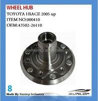 toyota hiace wheel hub bearing 43502-26110