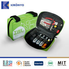KRONYO radial tire repair patch tool kit co2 inflator tire lever