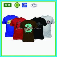 OEM cotton custom printed tshirts,promotional tshirts
