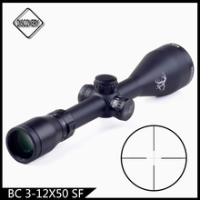 2015 top hunting equipment Wea-ver B Commander 3-12x50 Tactical Rifle Scope