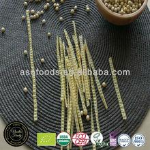 fideos de soja masa