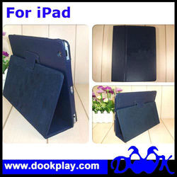 Wholesale Case For iPad 3 Flip Protective Leather Cover for iPad3
