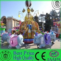 Flying Elephant,Amusement Park Rides Outdoor Playround Equipment