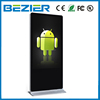 42 inch free standing LCD Android multi touch screen monitor