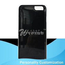2D Sublimation Blank Phone Case For Iphone 6 Newest aluminum metal bumper case