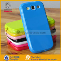 colorful case For samsung galaxy s3 case,for samsung s3 candy tpu case