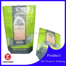 Hot Factory Direct Stand Up Zipper Protein Packaging Bag of China