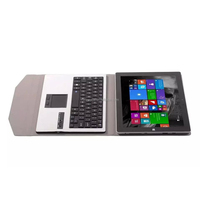 New Luxury Ultra Slim for Microsoft Surface tablet pc case with keyboard and touchpad