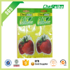 Hanging customize strawberry car air freshener paper
