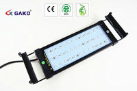 Factory direct price portable DC20V programmable bracket aquatic lighting