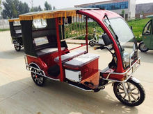 three wheeler seven seater auto rickshaw for bangladesh