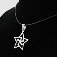 engagement hearth stainless steel pendant necklace