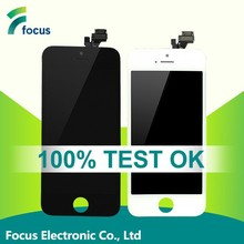 Factory price!!! Mobile phone lcd for iphone 5 touch glass digitizer screen