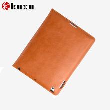 Cheap Price 3 Folding Flip Leather for iPad Mini 4 Protective Case
