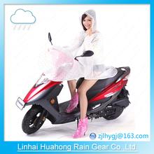 EVA bicycle raincoat