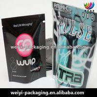 Eco-friendly po-po potpourri herbal incense bags with zipper