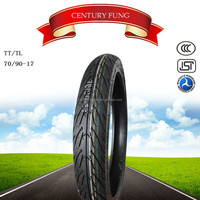 hot sell motorcycle tyre 70/90-17 new pattern