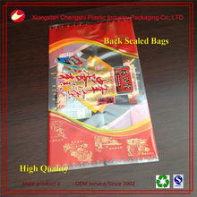 Opp Cpp Plastic Bag For Dry Food with Custom printing
