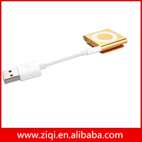 Wholesale price usb 3.5MM cable for ipod Shuffle
