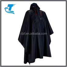 2015 Outdoor Waterproof Breathable Rain Poncho For Motorcycle