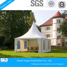 Aluminum structure pagoda wedding tents for sale, 3mx3m canopy tent wholesale