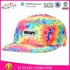 Die Dye Material 5 Panel Hat/Galaxy 5 Pane Cap/Custom Label 5 Panel Cap Wholesale