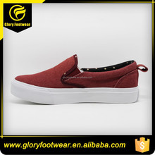 high quality canvas shoes man design with urbam sole fancy men shoes
