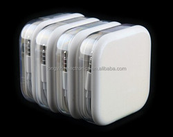 Original hot sale earphones with mic and volume control earphones for iPhone 5 5s