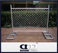 Hot sale temporary chain link fence panels