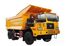 mining electric drive dump truck DE series