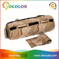 High Quality Laminated Tubular Sand Bag for travelling and training