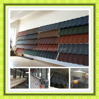 Stone roofing machine, Color stone coated metal roof tile making machine