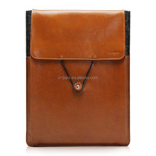 Woolfelt & Cow Leather Sleeve for 13-inch MacBook Pro & 13-inch MacBook Rentina Pro Manufacturer
