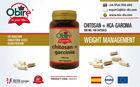 Chitosan + HCA Garcinia 500 mg 100 capsulas
