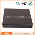 Nuevo ecd008-bd externo portátil delgado usb3.0 blu ray cd/quemador de dvd rw portátil/portátil de dvd externa usb drive