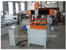 NC-6090 CNC router for steel engraving cutting