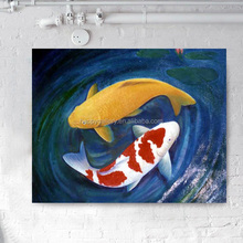 famous fish paintings