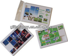 Promotional item Custom slide puzzle