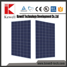 Good price high efficiency monocrystalline 250w 30v solar panels for solar system