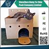 High quality Kraft cardboard pet carriers wholesale