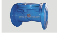 Ductile Iron rubber flap check valve manufacturer